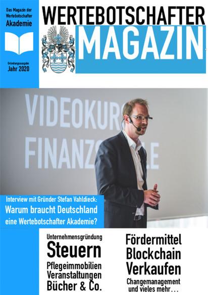 Wertebotschafter Magazin