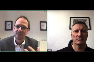 Stefan Vahldieck Interview mit Jürgen Gross