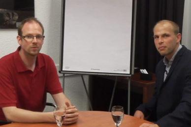Stefan Vahldieck Interview mit Marc Lucas Weber