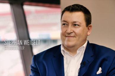 Stefan Vahldieck Interview mit Stephan Weigelt